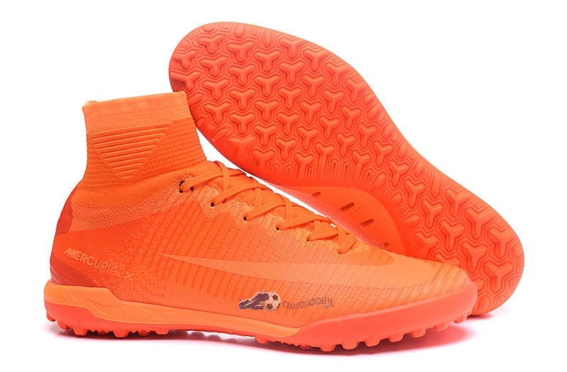Chaussures De Football Nike MagistaX Proximo II TF Orange 2019 Nouveaux