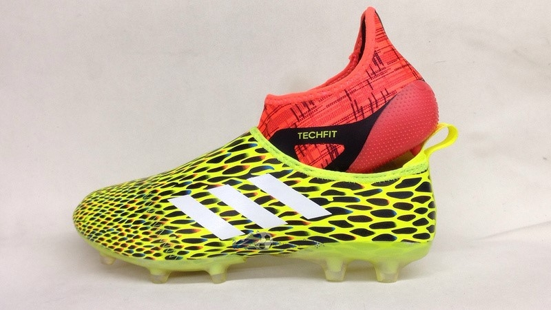 Football De Chaussures Fg Adidas 17 Orange Glitch Skin Acheter Jaune kiuXZOPT