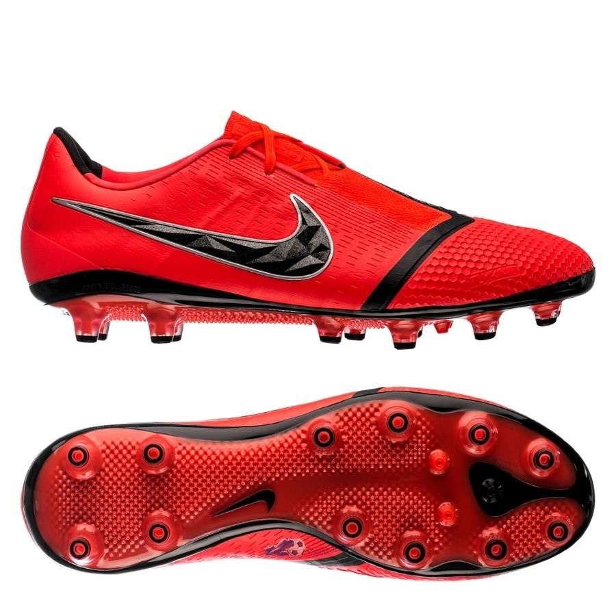 Chaussures De Football Nike Phantom Venom Elite AG PRO Game Over Rouge 2019 Nouveaux
