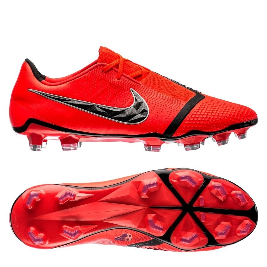 Chaussures De Football Nike Phantom Venom Elite FG Game Over Rouge 2019 Nouveaux